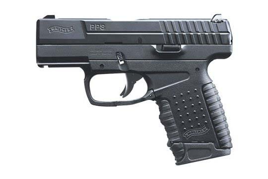 Walther PPS  .40 S&W  Semi Auto Pistol UPC 723364200144