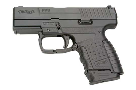 Walther PPS  .40 S&W  Semi Auto Pistol UPC 723364200168