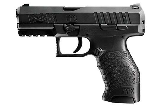 Walther PPX  9mm Luger (9x19 Para)  Semi Auto Pistol UPC 723364200175
