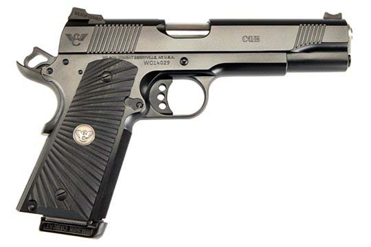 Wilson Combat CQB Elite  .45 ACP  Semi Auto Pistol UPC 874218006419