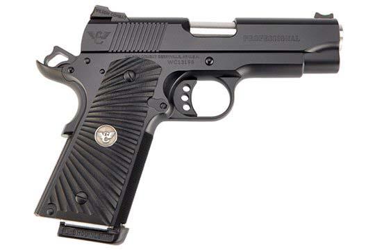 Wilson Combat Spec-Ops 9  9mm Luger (9x19 Para)  Semi Auto Pistol UPC 874218006181