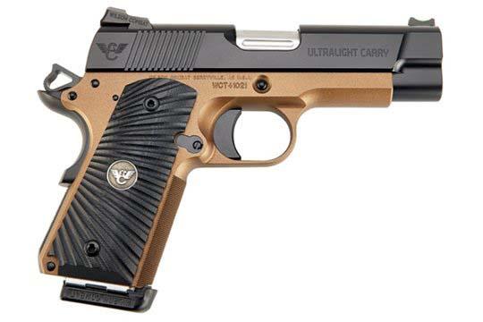 Wilson Combat Ultralight Carry (ULC)  .45 ACP  Semi Auto Pistol UPC 874218006396