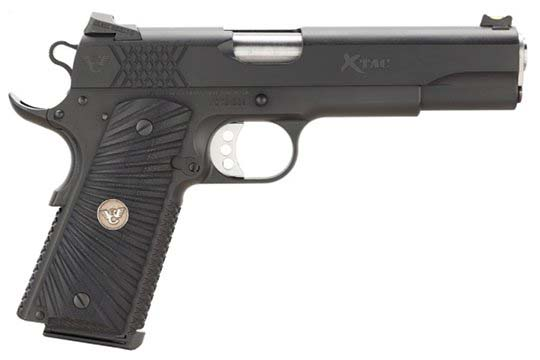 Wilson Combat X-TAC  .45 ACP  Semi Auto Pistol UPC 874218006402